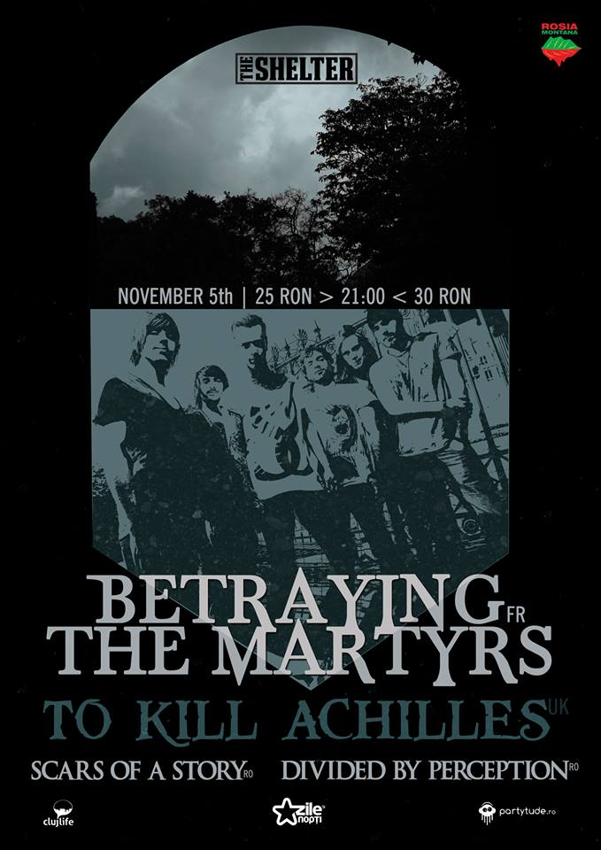 Betraying the Martyrs @ The Shelter