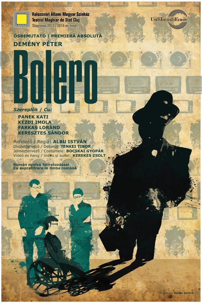 Bolero @ Teatrul Maghiar
