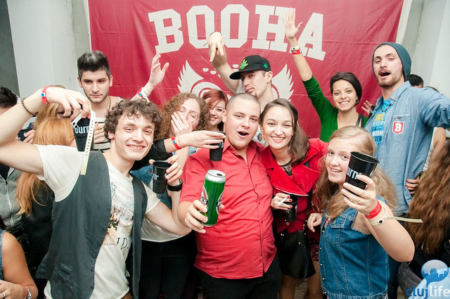 Poze: Booha College Party