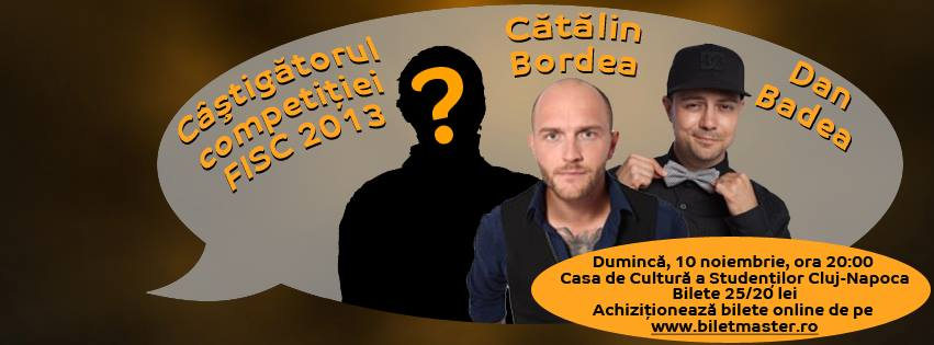 Catalin Bordea & Dan Badea @ CCS