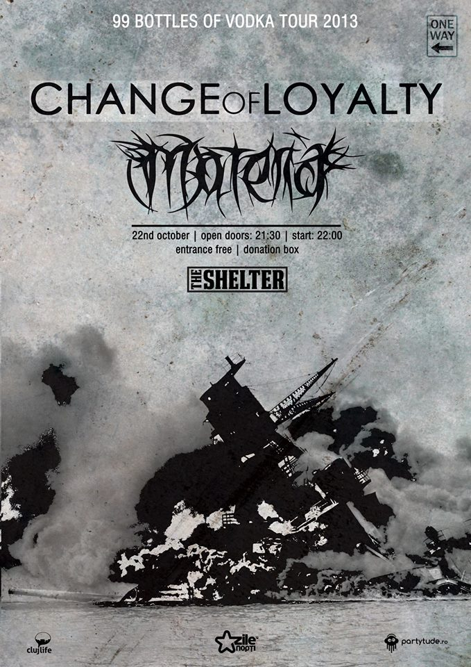 Change of Loyalty @ The Shelter