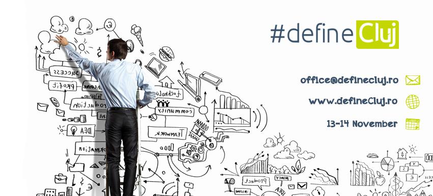 #defineCluj, alimentat de inovație și creativitate