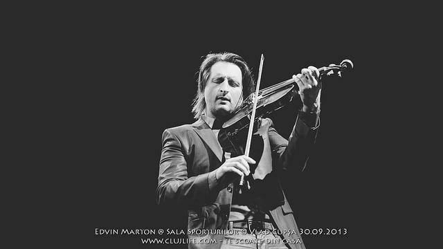 Poze: Edvin Marton @ Sala Sporturilor
