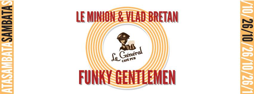 Funky Gentlemen @ Le General