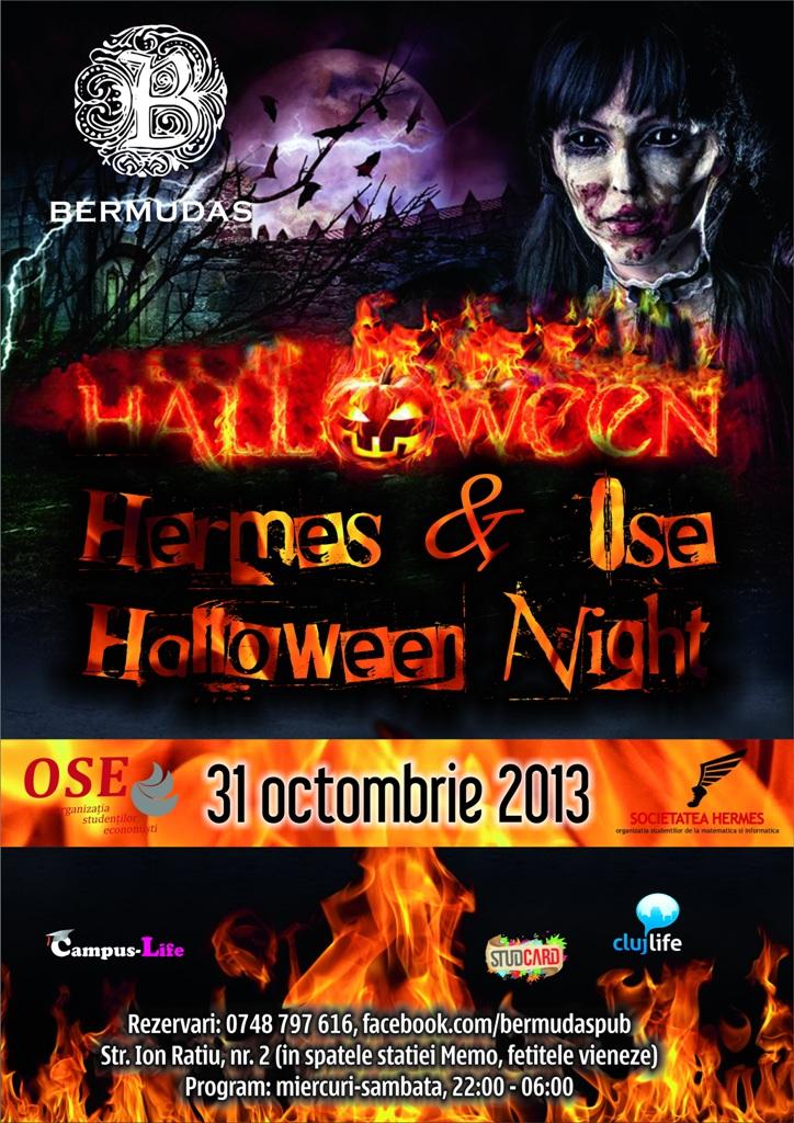 Hermes & OSE Halloween Night