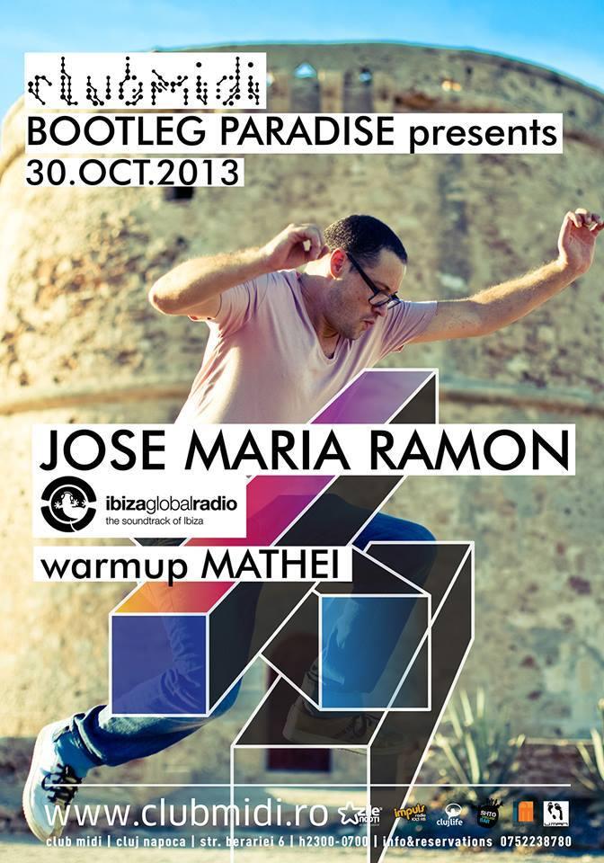 Jose Maria Ramon @ Club Midi