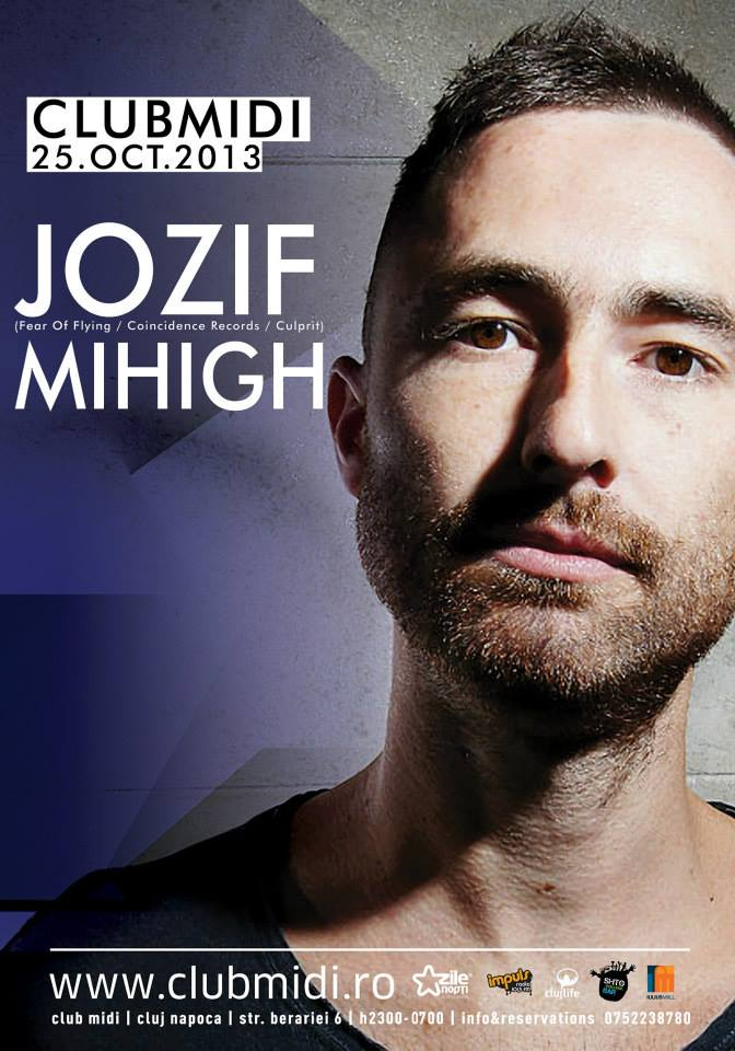 Jozif / Mihigh @ Club Midi
