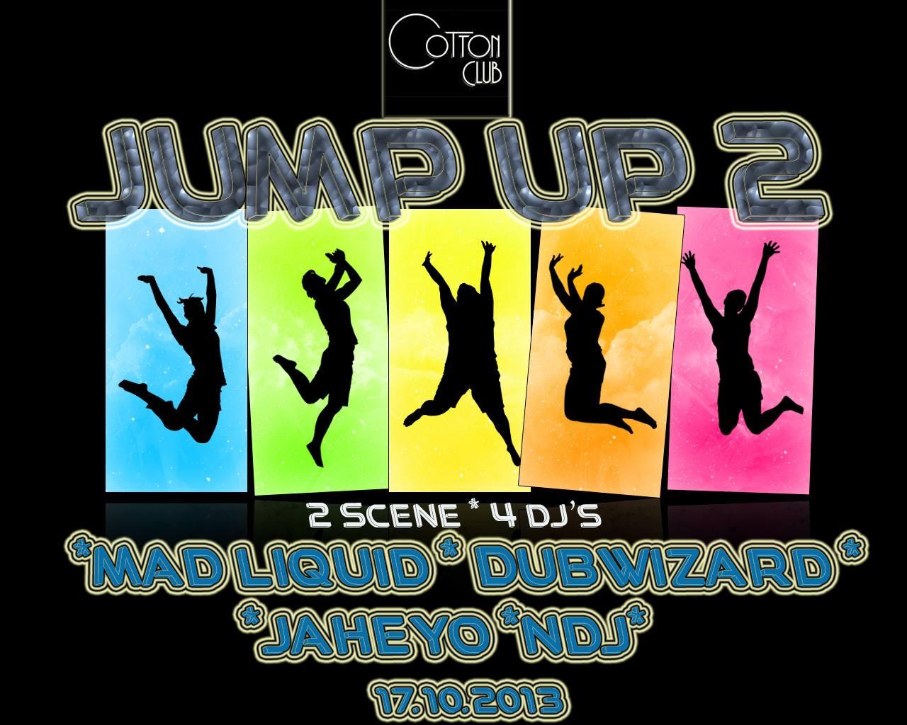 Jump Up #2 @ Cotton Club