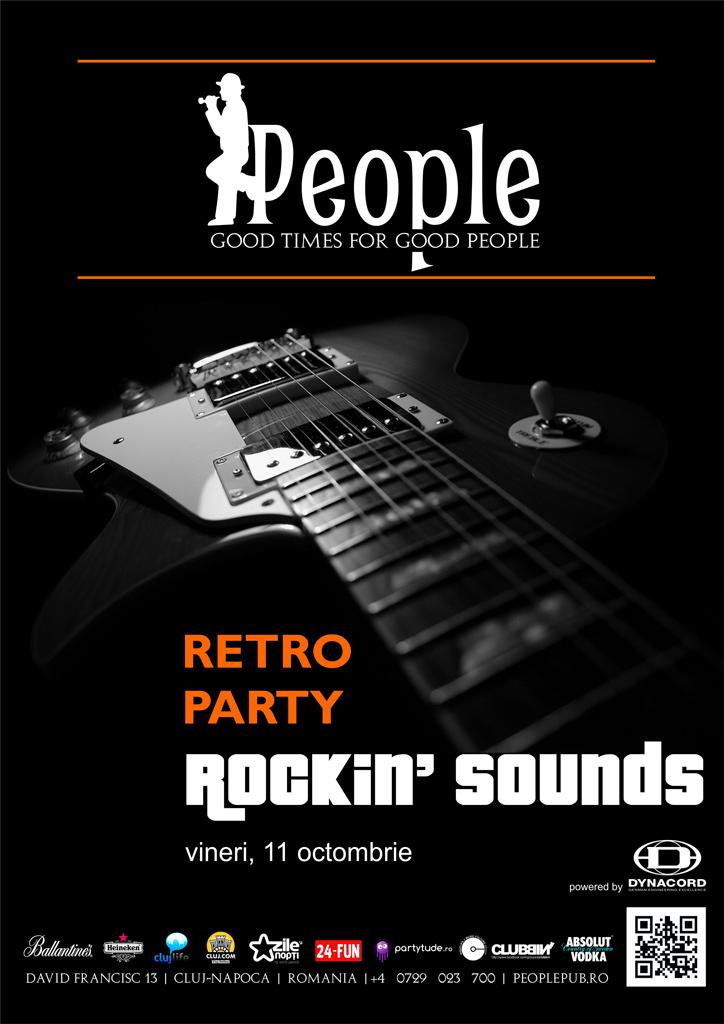Rockin' Sounds @ People Pub