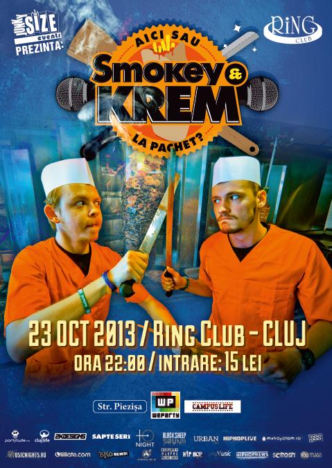 Show a la Krem @ Club Ring