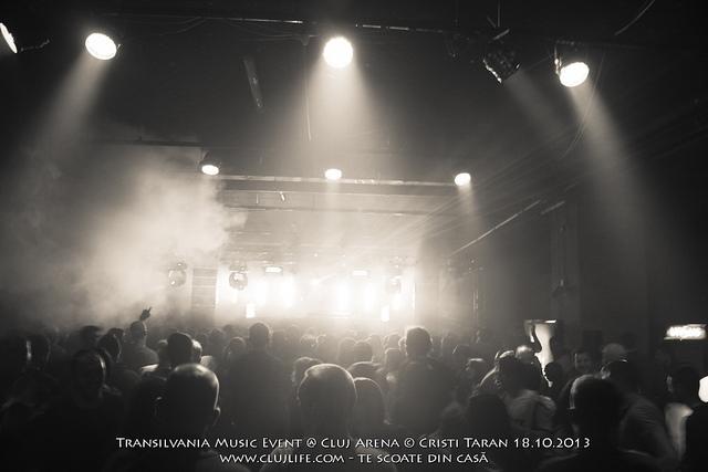 Poze: Gojira & Planet H / Bar9 / Bare Noize @ Cluj Arena