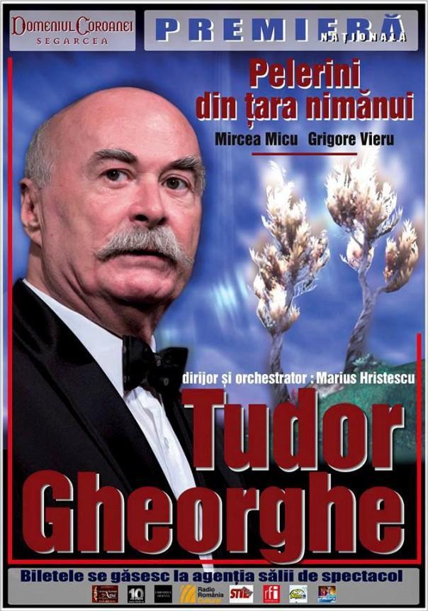 Tudor Gheorghe – Pelerini din tara nimanui