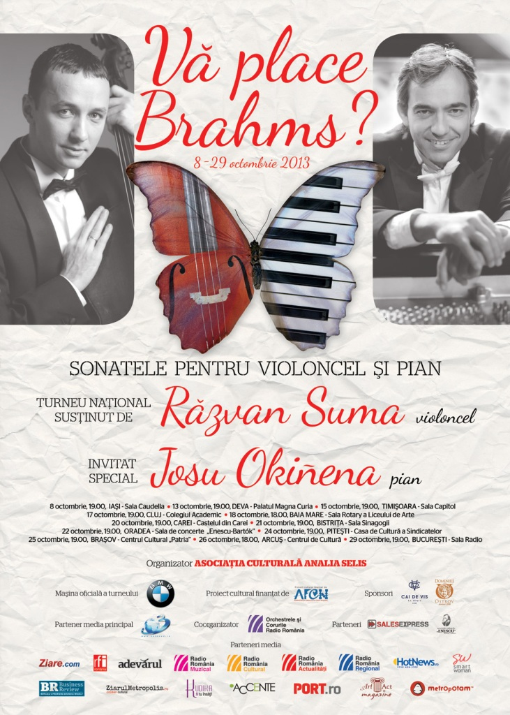 Vă place Brahms? @ Casa Universitarilor