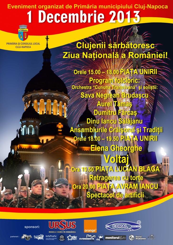 Ziua Națională a României @ Piaţa Unirii