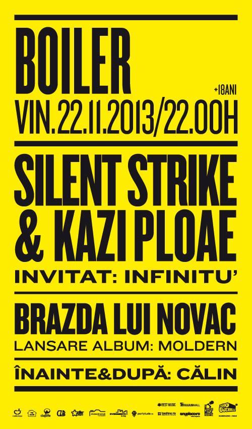Silent Strike & Kazi Ploaie / Brazda lui Novac