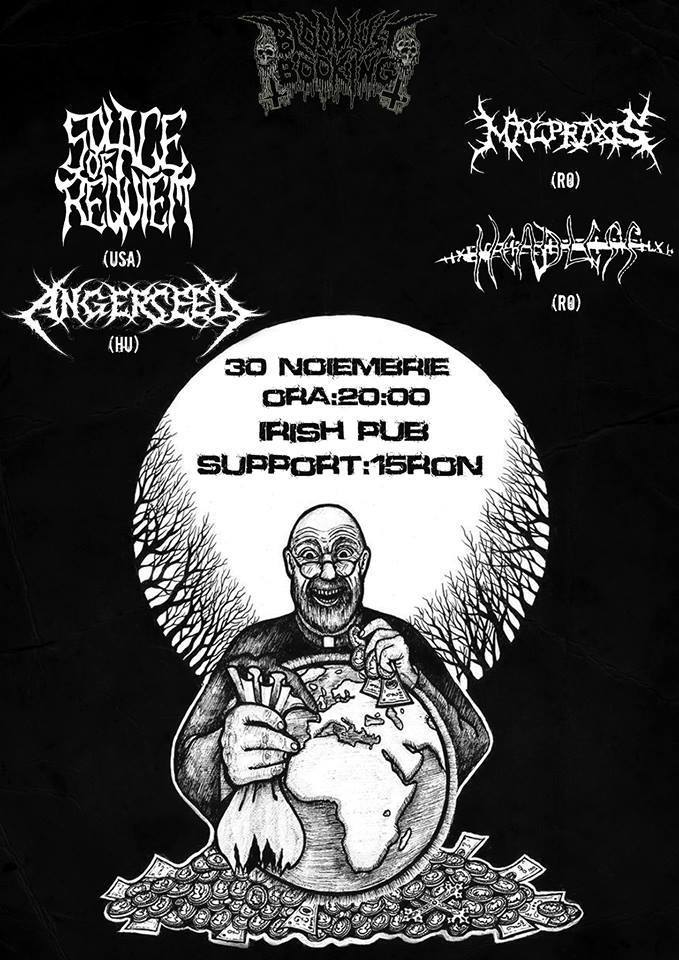 Death Metal Supremacy @ Irish & Music Pub