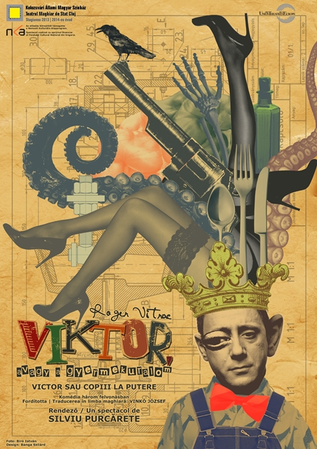 Victor sau copiii la putere @ Teatrul Maghiar