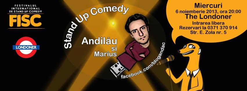 FISC 2013: Andilau & Marius @ Londoner Pub