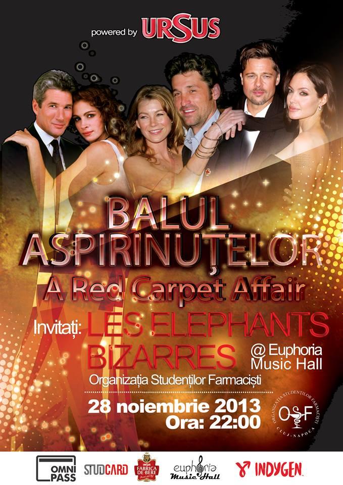 Balul Aspirinutelor @ Euphoria Music Hall