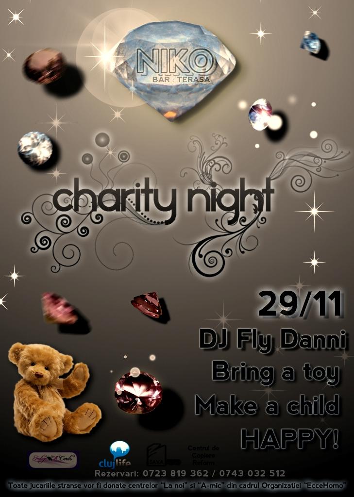 Charity Night @ Niko Bar