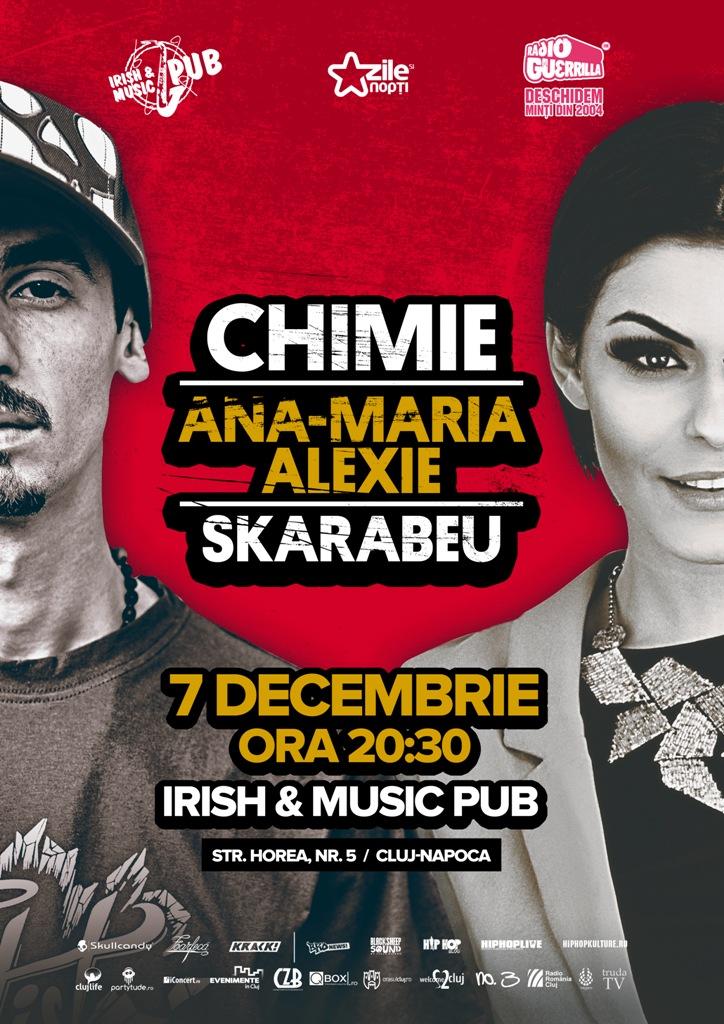 Chimie @ Irish & Music Pub