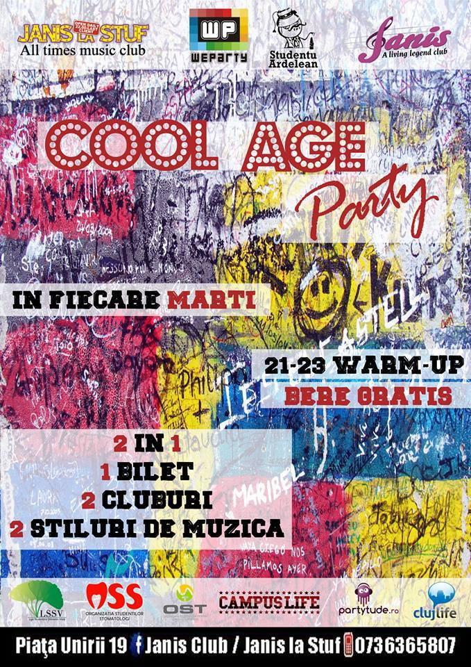 Cool Age Party