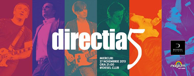 Directia 5 @ Club Diesel