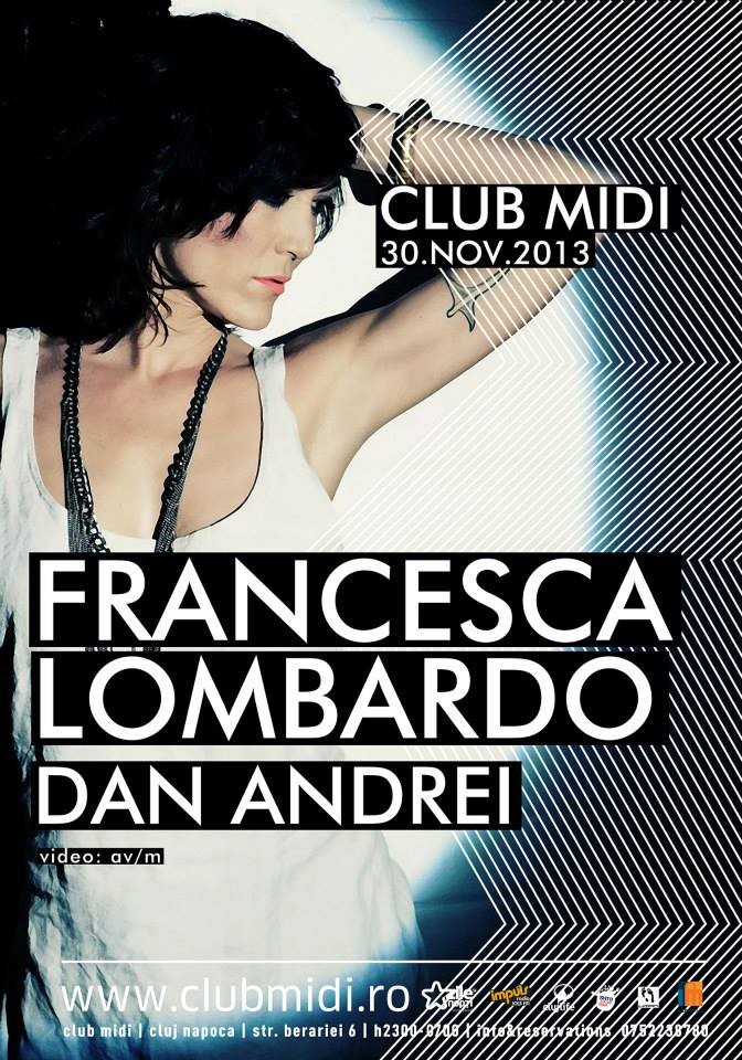 Francesca Lombardo @ Club Midi