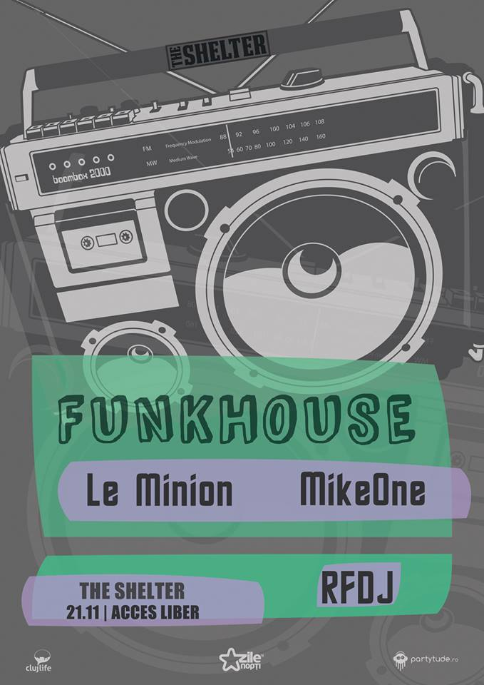 Funkhouse @ The Shelter