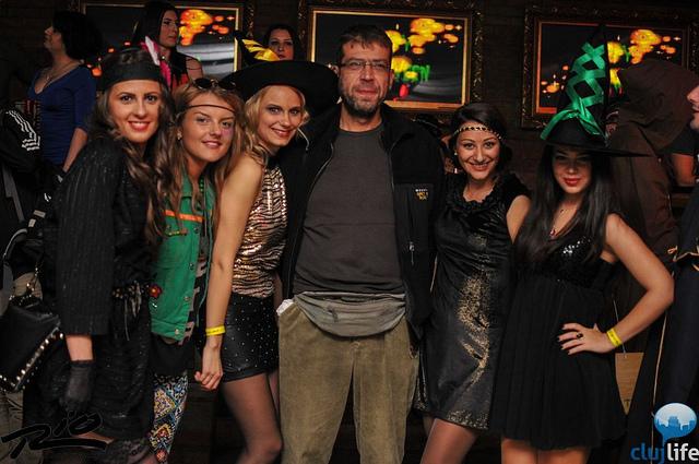 Poze: Halloween Party w/ Partizan @ Euphoria Music Hall