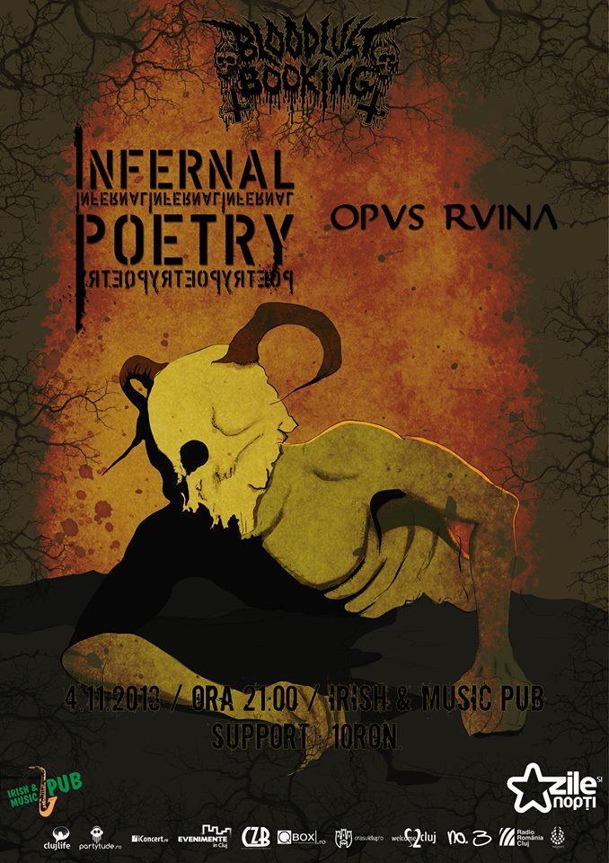 Infernal Poetry / Opus Ruina