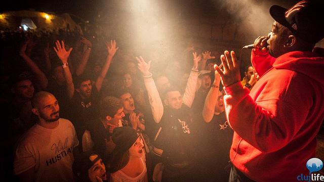 Poze: Jeru the Damaja @ Irish & Music Pub