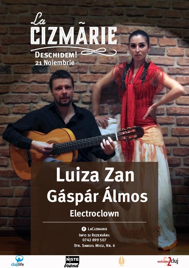 Grand Opening @ La Cizmărie