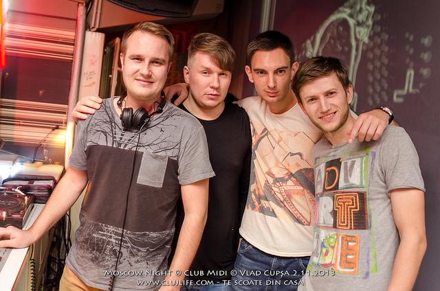 Poze: Moscow Night @ Club Midi