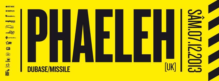 PHAELEH @ Boiler Club