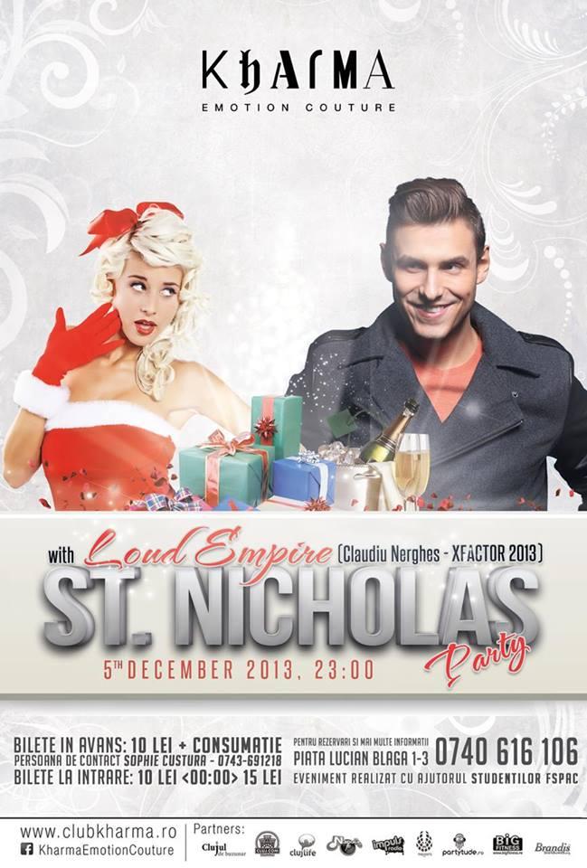 St. Nicholas Party @ Kharma Emotion Couture