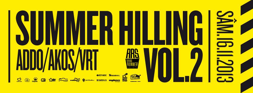 Summer Hilling @ Boiler Club