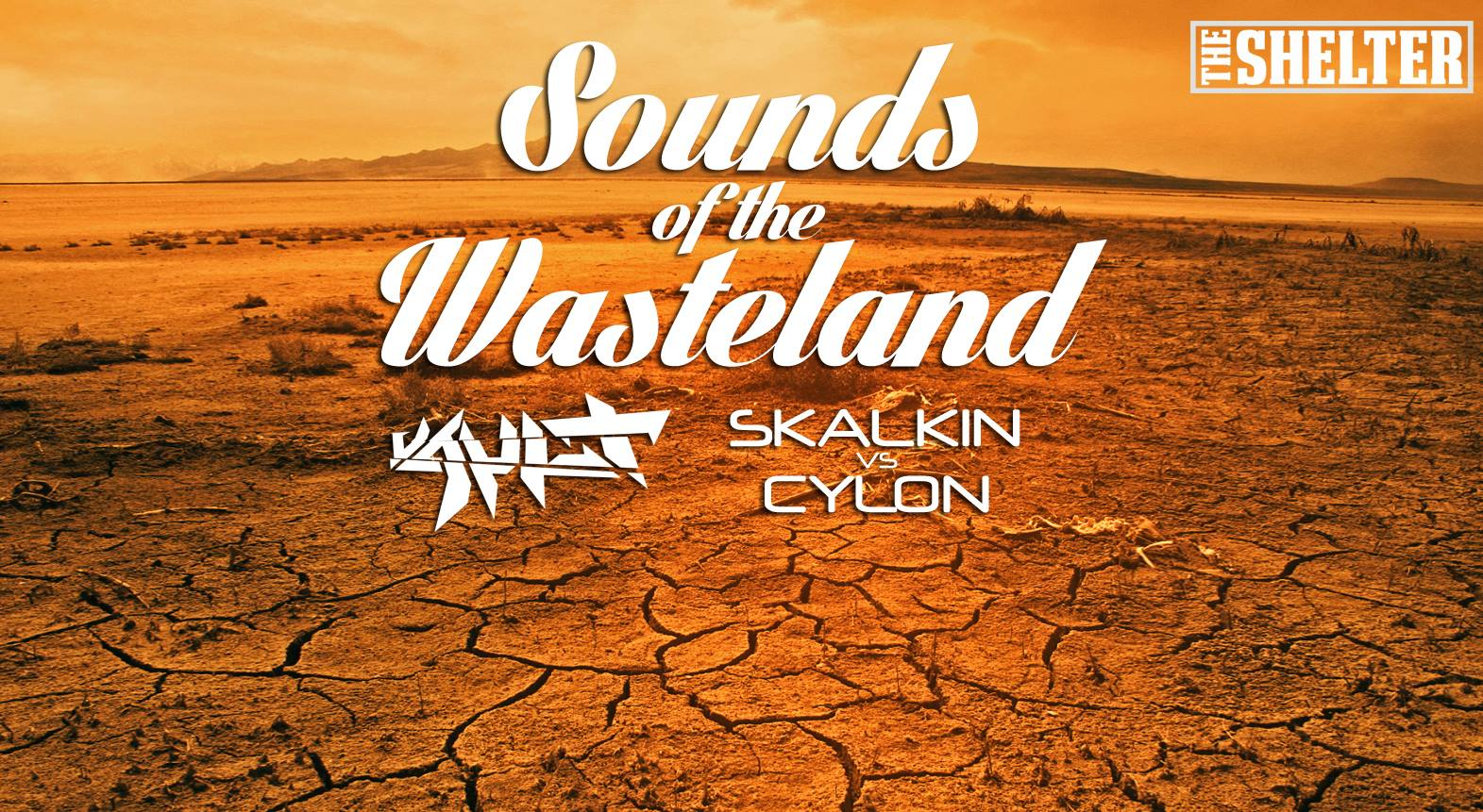 Sounds of Wasteland @ The Shelter