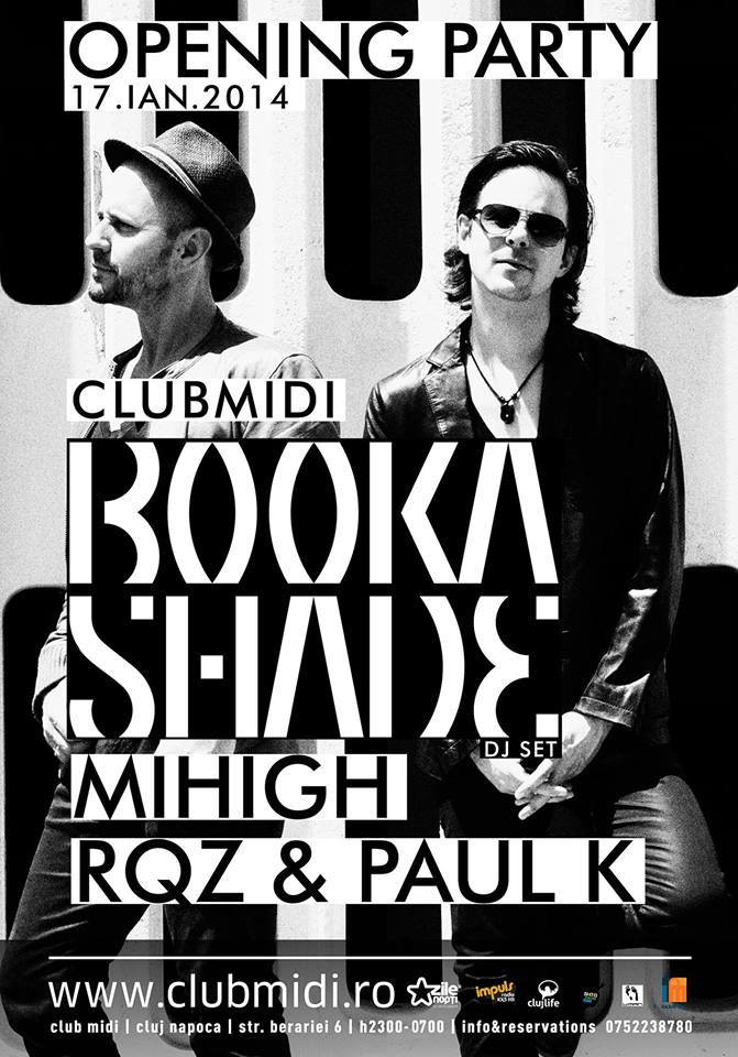 Booka Shade @ Club Midi