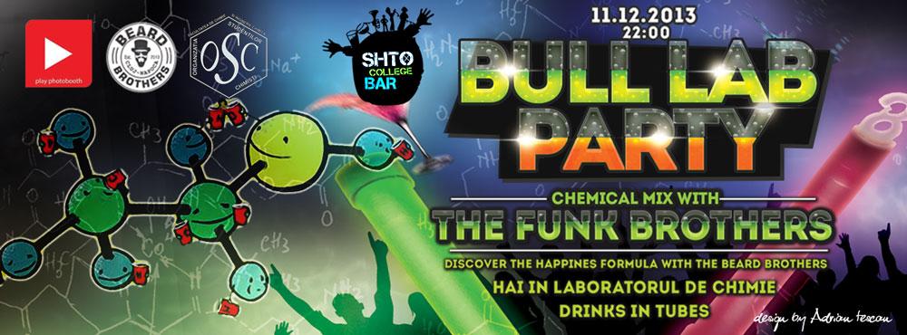 Bull Lab Party @ Shto College Bar