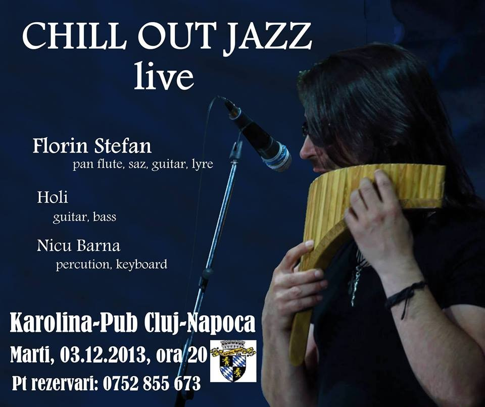 Chill Out Jazz @ Karolina Pub