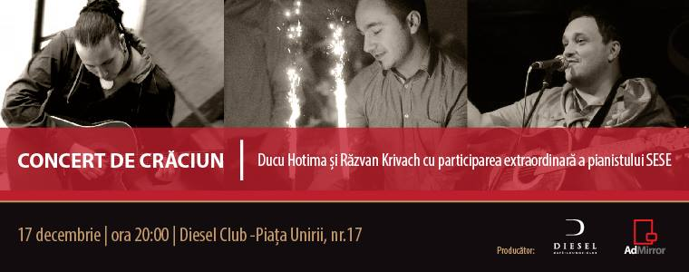 Concert de Craciun @ Diesel Club