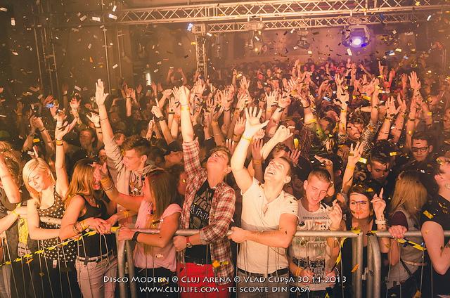 Poze: Disco Modern @ Cluj Arena