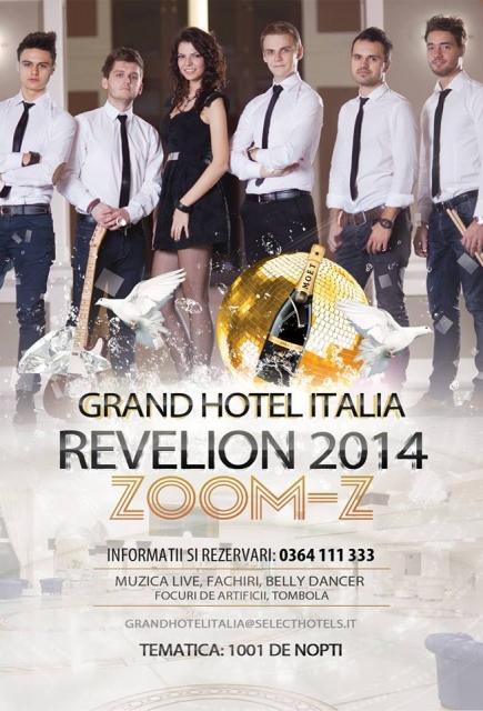 Revelion 2014 @ Grand Hotel Italia