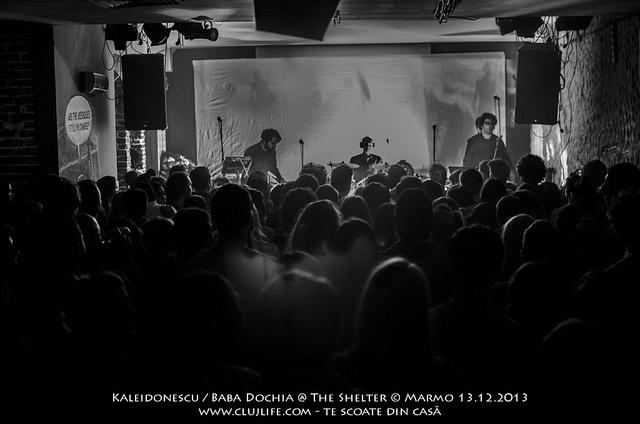 Poze: Kaleidonescu / Baba Dochia @ The Shelter