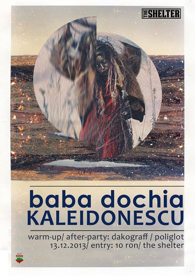 Baba Dochia / Kaleidonescu @ The Shelter