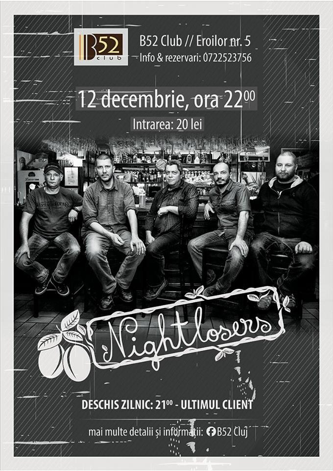 Nightlosers @ Club B52