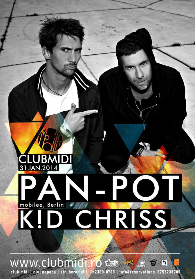 Pan-Pot @ Club Midi