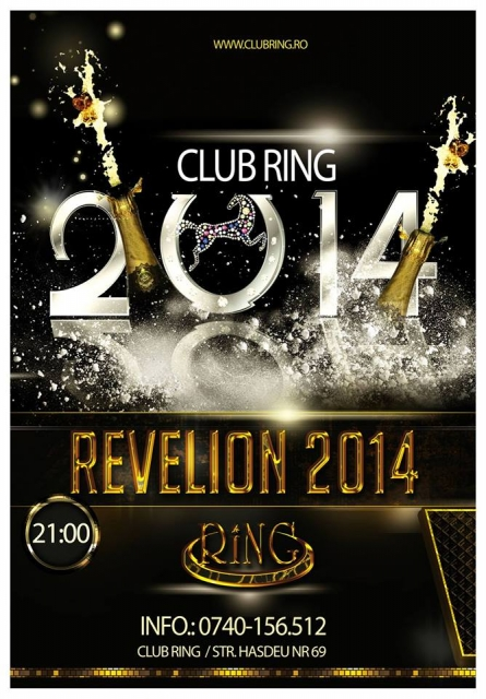 Revelion 2014 @ Club Ring
