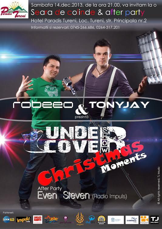 TonyJay & friends – Christmas Moments